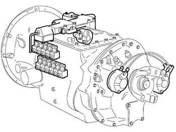 Scania Manual gearbox + Retarder gearbox for sale at