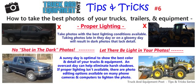 how to take photos tip proper lighting