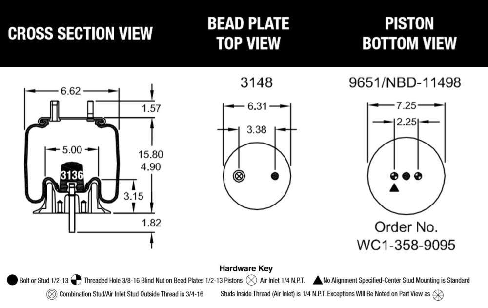 medium resolution of firestone air bag diagram