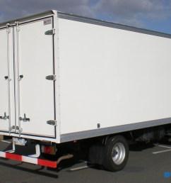 9 3m 2 49m 2 2m frp honeycomb dry freight truck bodies [ 1920 x 1080 Pixel ]