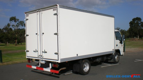 small resolution of 9 3m 2 49m 2 2m frp honeycomb dry freight truck bodies