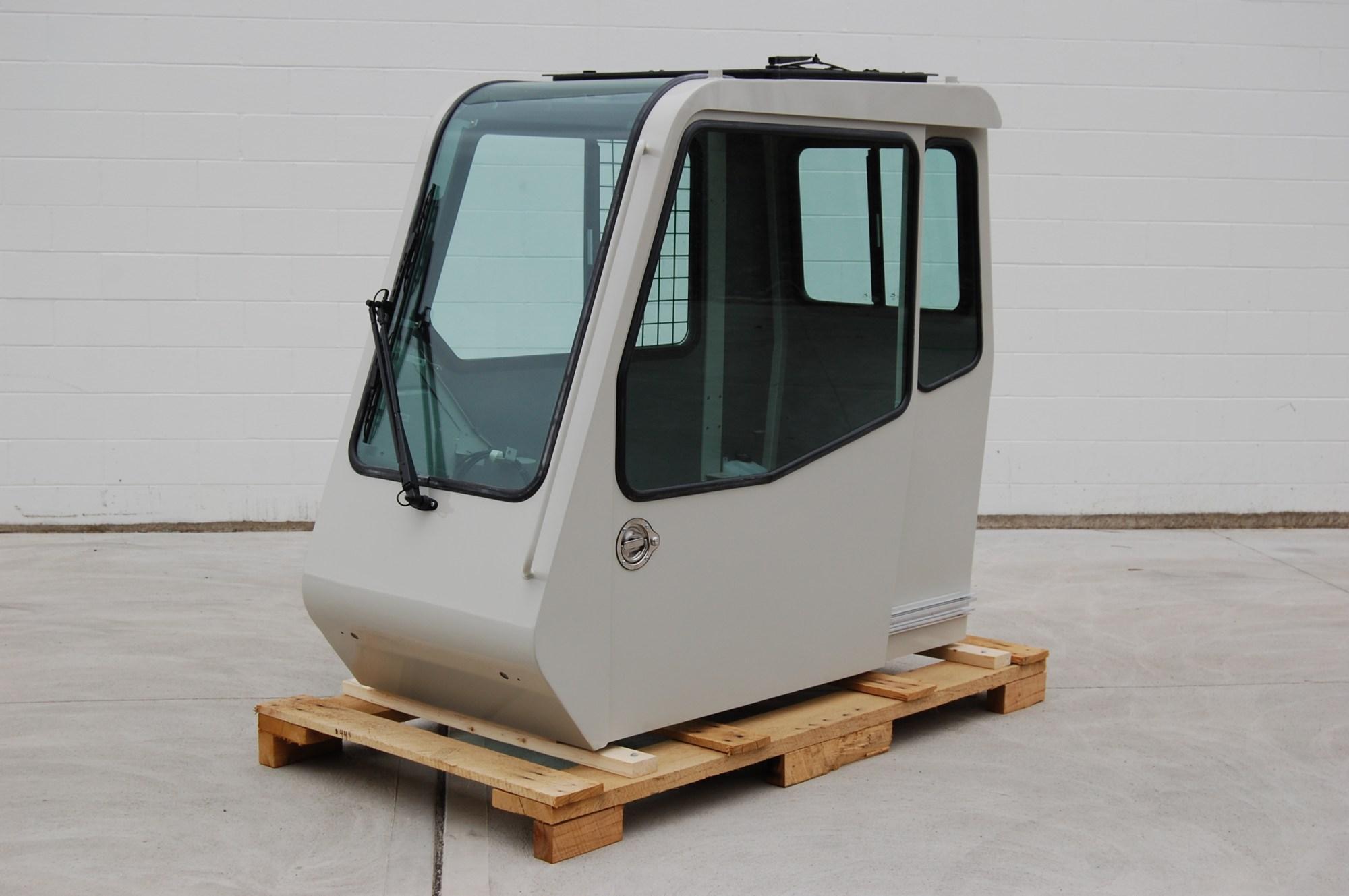 hight resolution of crane cab 1
