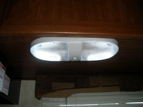 RV LED Retrofit Lights