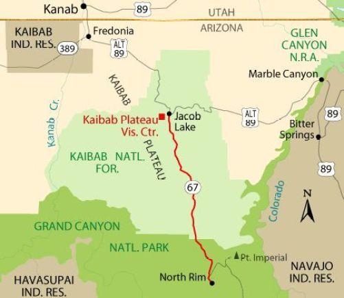 The Grand Canyon S North Rim Truck Camper Adventure