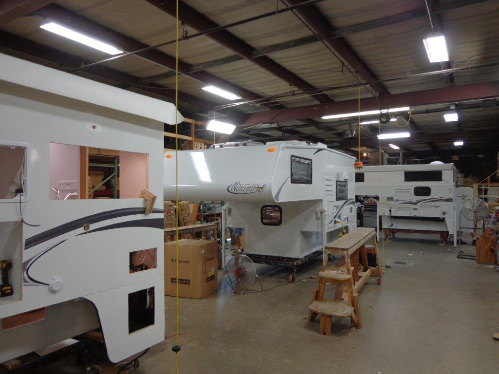 Northstar Laredo SC Truck Camper - Day 8