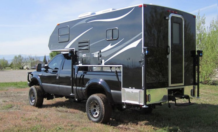 Largest Truck Bed Camper