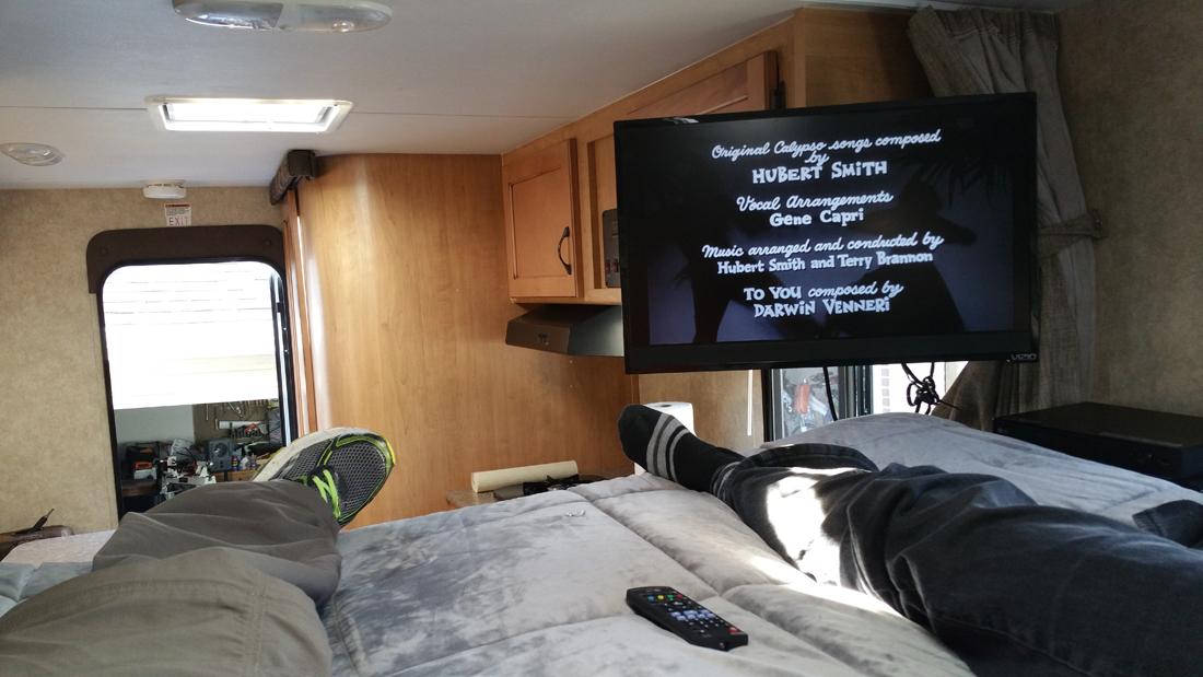 Adventurer 80RB TV