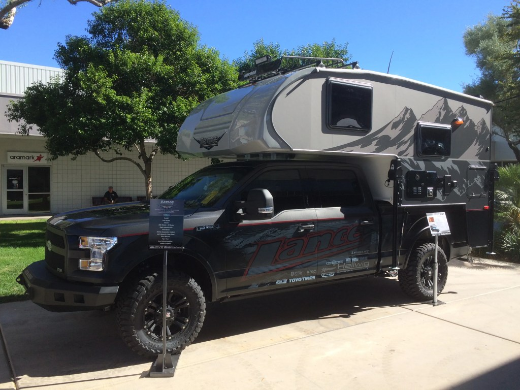 In the Spotlight: The 2016 Lance 650 Overland Adventure Rig | Truck Camper Adventure