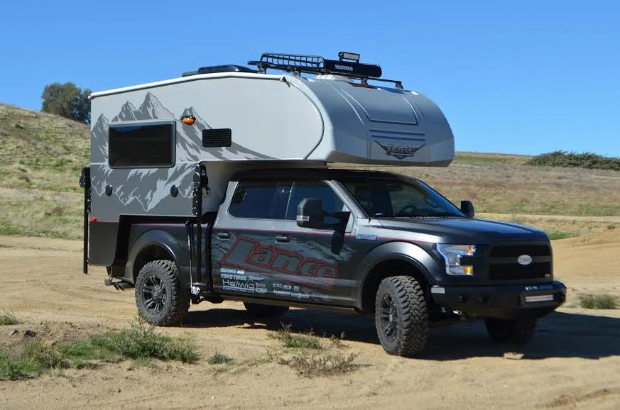 In the Spotlight: The 2016 Lance 650 Overland Adventure Rig – Truck Camper Adventure