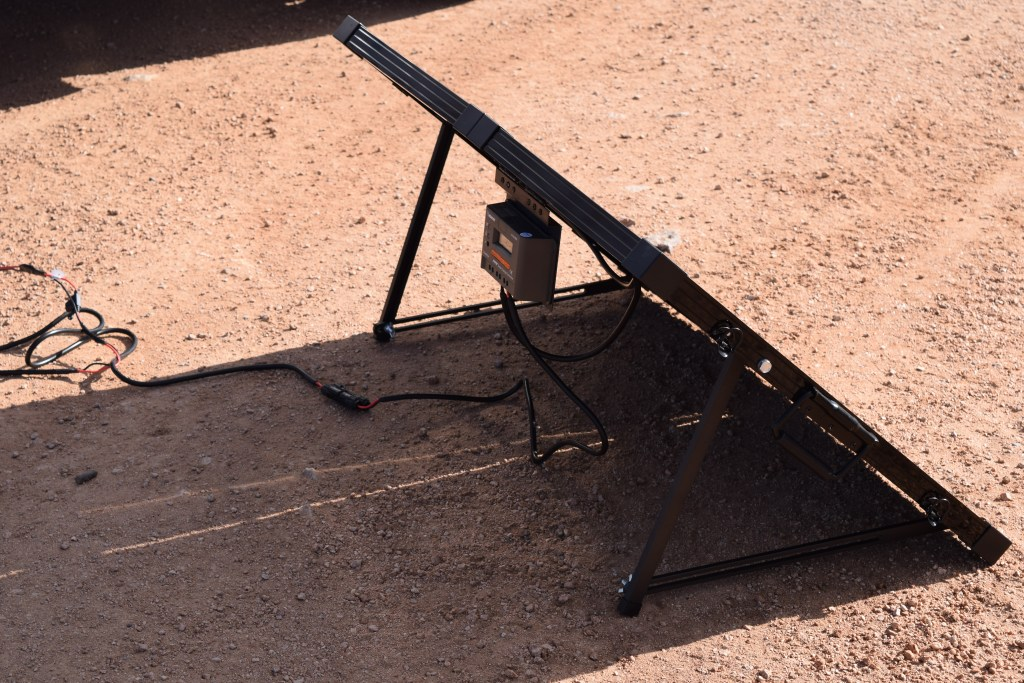 Renogy 100 Watt Solar Suitcase
