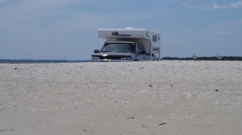 Assateague - Truck Camper Adventure