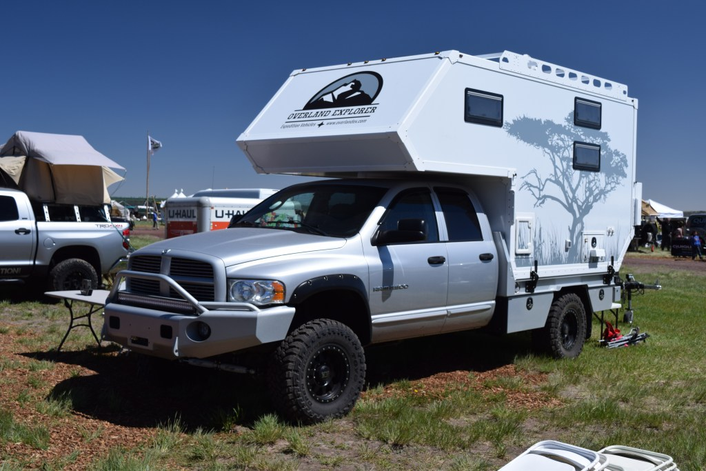 Top 4x4 Truck Campers of the 2016 Overland Expo | Truck Camper Adventure