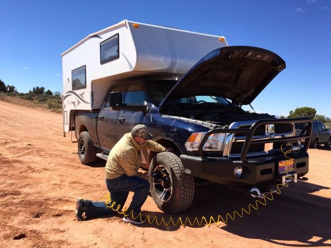 VIAIR-450P Air Compressor - Truck Camper Adventure