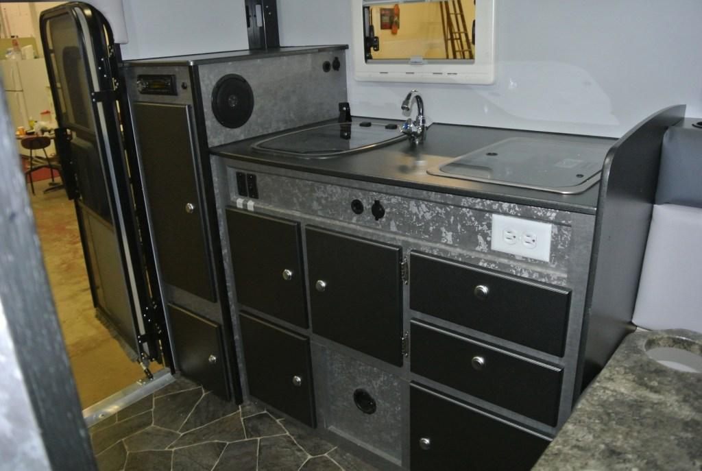 BundutecUSA BunduCamp Kitchen - Truck Camper Adventure