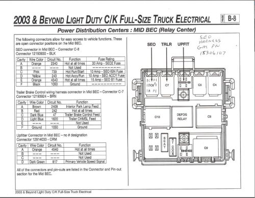 Heavy duty alternator charge system modification truck camper