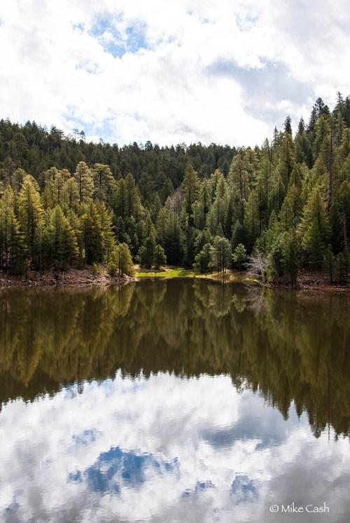 knoll lake - Mike Cash - Truck Camper Adventure