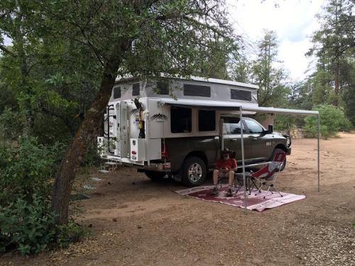 Mike Cash - Truck Camper Adventure