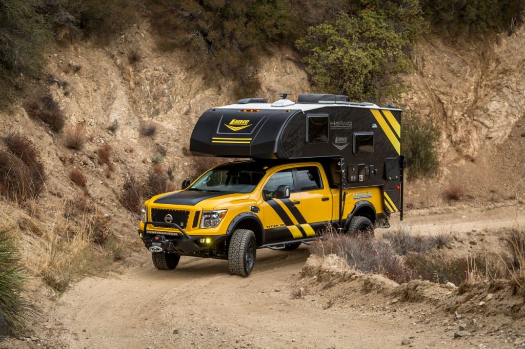 hellwig6 - Truck Camper Adventure