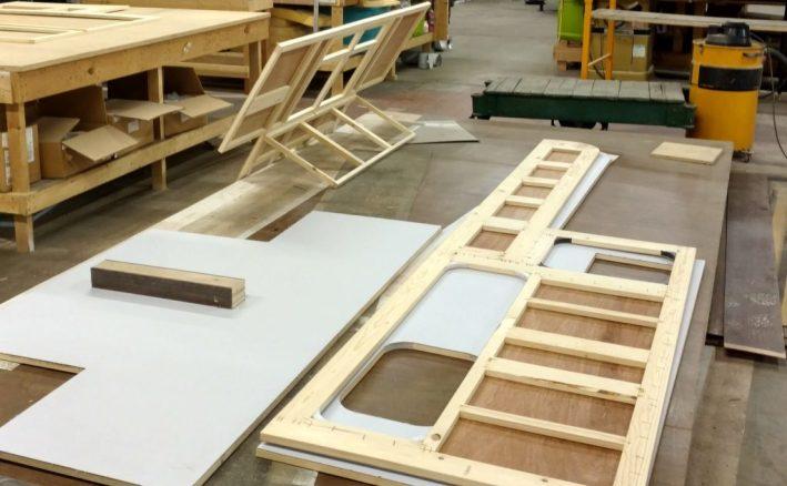 BundutecUSA - Contructing a BunduKort Truck Camper