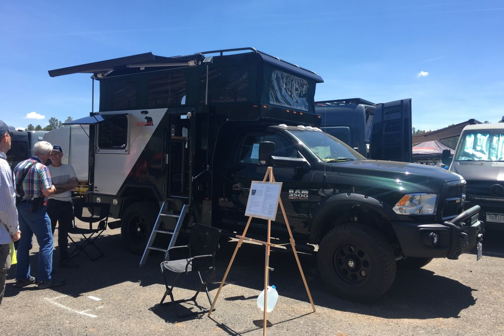 Top 10 4x4 Truck Campers Of The 2017 Overland Expo Truck Camper