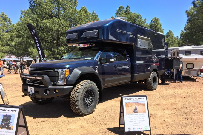 Modifying Your Rig Like an EarthRoamer | Truck Camper Adventure