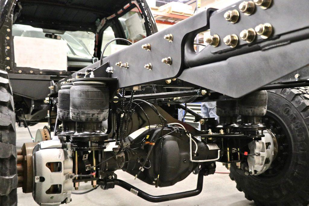 Riding on Air: A Primer on Kelderman Suspension Systems
