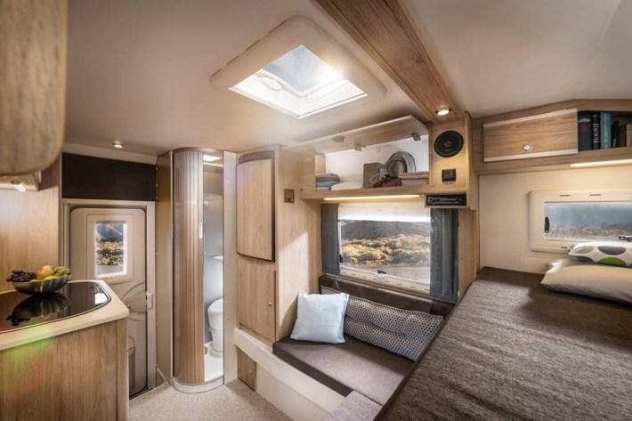 Tischer Unveils New X Class Slide In Truck Camper Truck