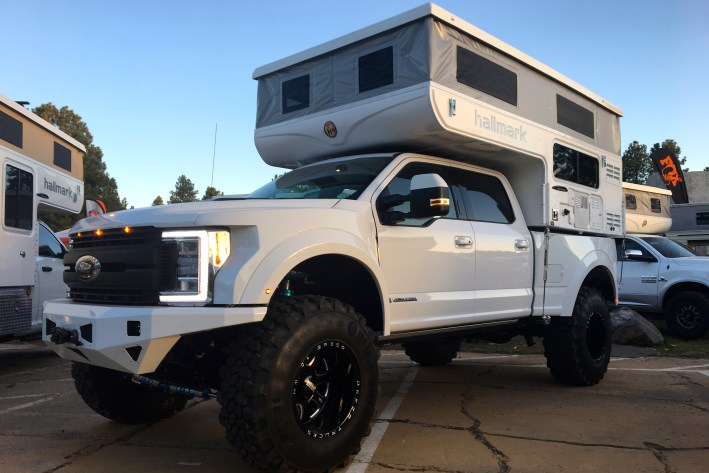 Top 10 Campers of the 2018 Overland Expo | Truck Camper