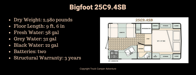 Top 7 Short-Bed Campers For One-Ton SRW Trucks   Truck