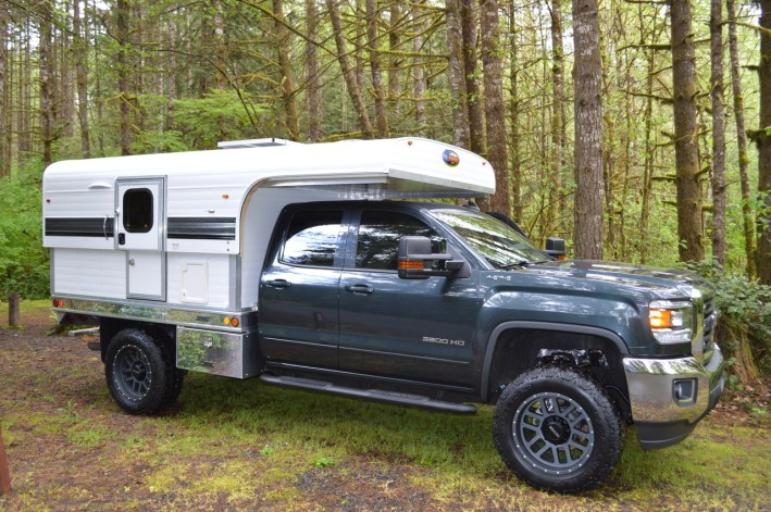 In the Spotlight: 2018 Alaskan 8 5 Flatbed Side Entry Camper