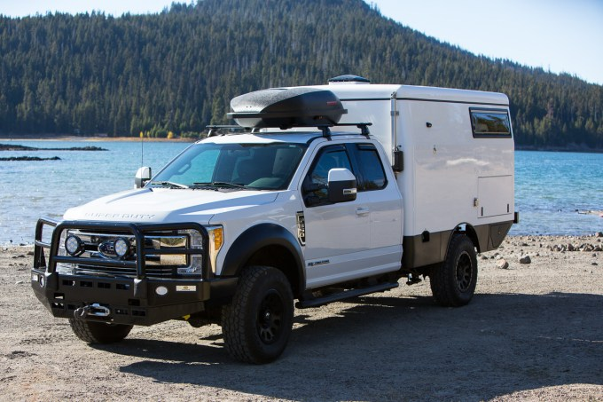 In the Spotlight: The New EarthCruiser EXD Expedition Camper