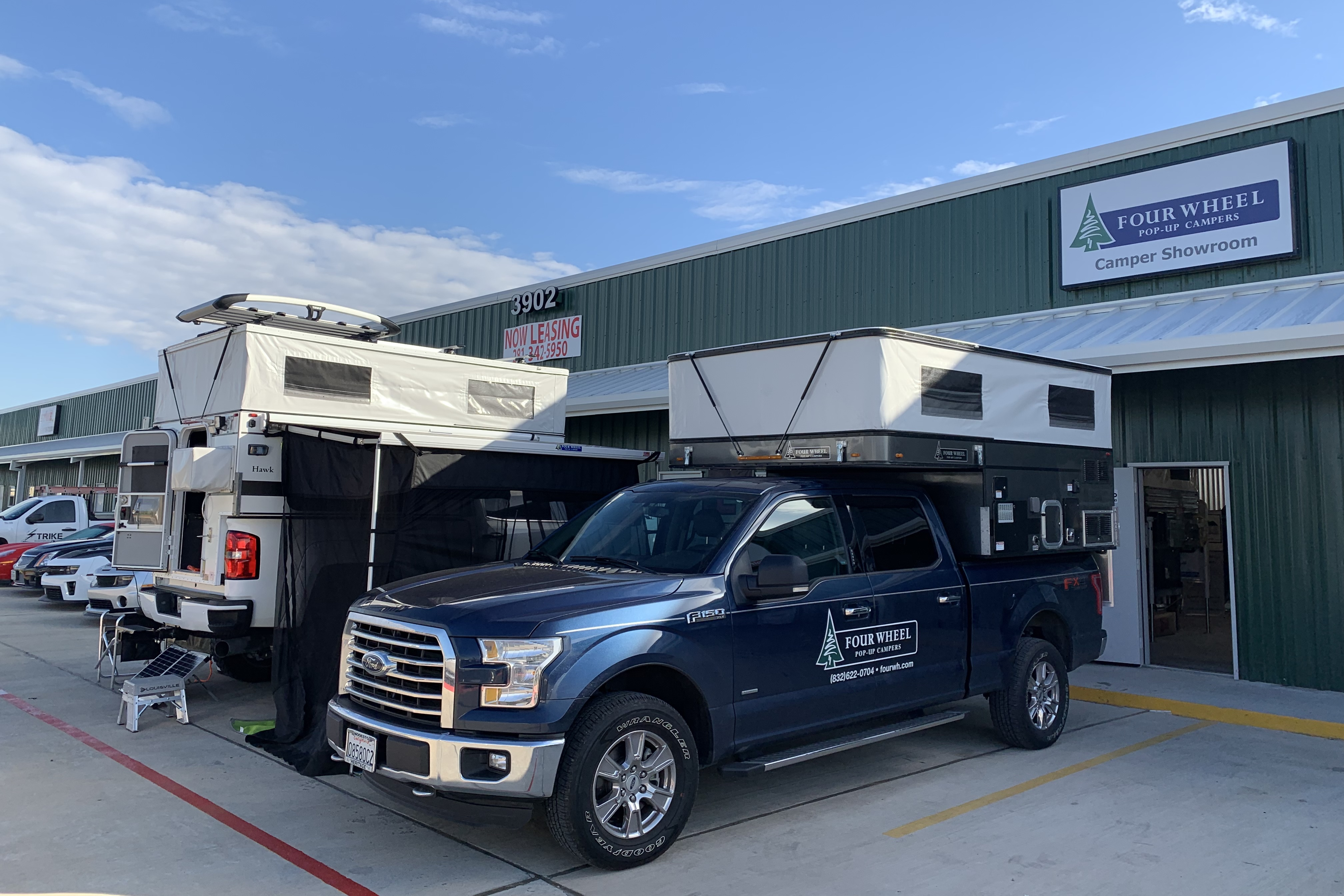 Four Wheel Camper >> Four Wheel Campers Opens Dealership In Texas Truck Camper