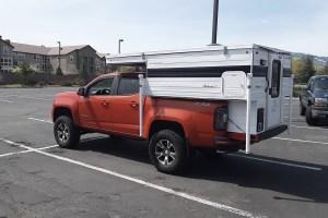 Toyota Tacoma All-Terrain Camper Bobcat