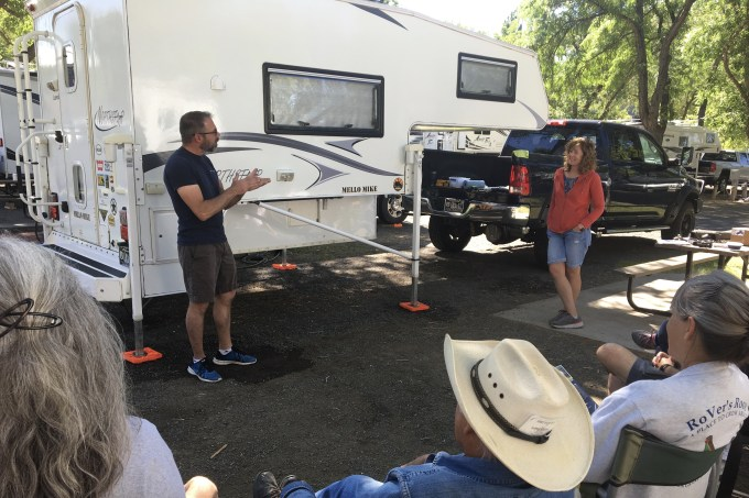 NATCOA 2019 Coulee City Rally a Big Hit | Truck Camper Adventure