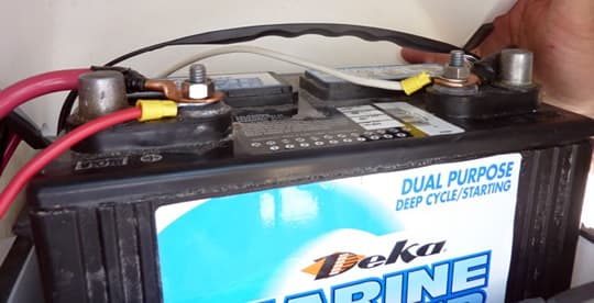 Caravan Wiring Diagram With Solar Twelve Volt Rv Circuits 101 Down To The Wire Truck