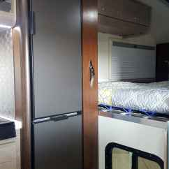 Floor To Ceiling Kitchen Pantry Cabinets Reviews Tcm Exclusive: 2018 Cirrus 920 - Truck Camper Magazine