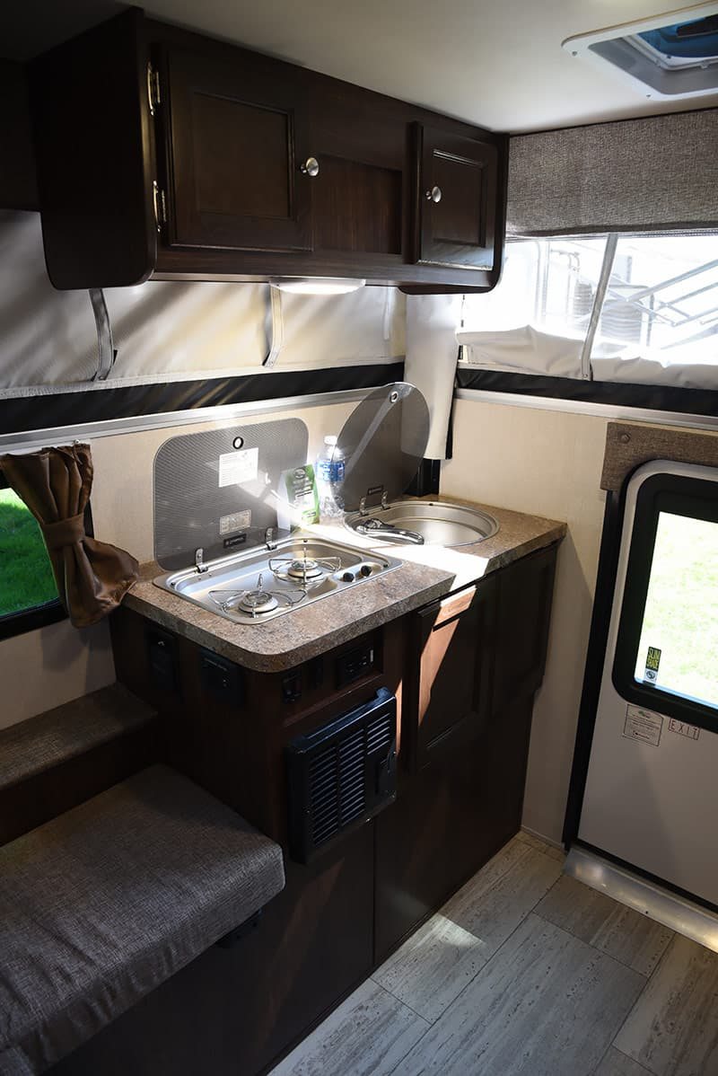 2017 Palomino SS500 Announcement  Small PopUp Truck Camper