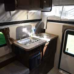 Kitchen Sink Capacity Tiles Backsplash 2017 Palomino Ss-500 Announcement - Small Pop-up Truck Camper