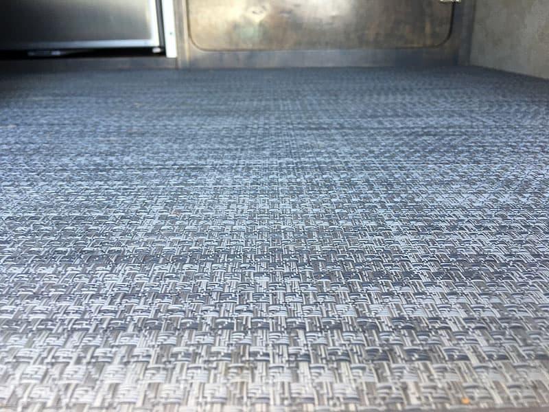 Woven Vinyl Flooring Marine  Zion Star