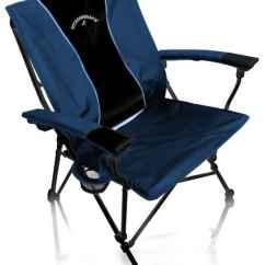 Most Comfortable Folding Chair Chairs That Hang From The Ceiling Camping Reviewed By Campers Strongback Elite