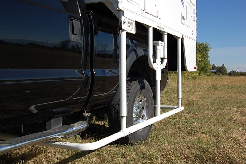 Weld Done StableLift Factory Tour  Truck Camper Magazine
