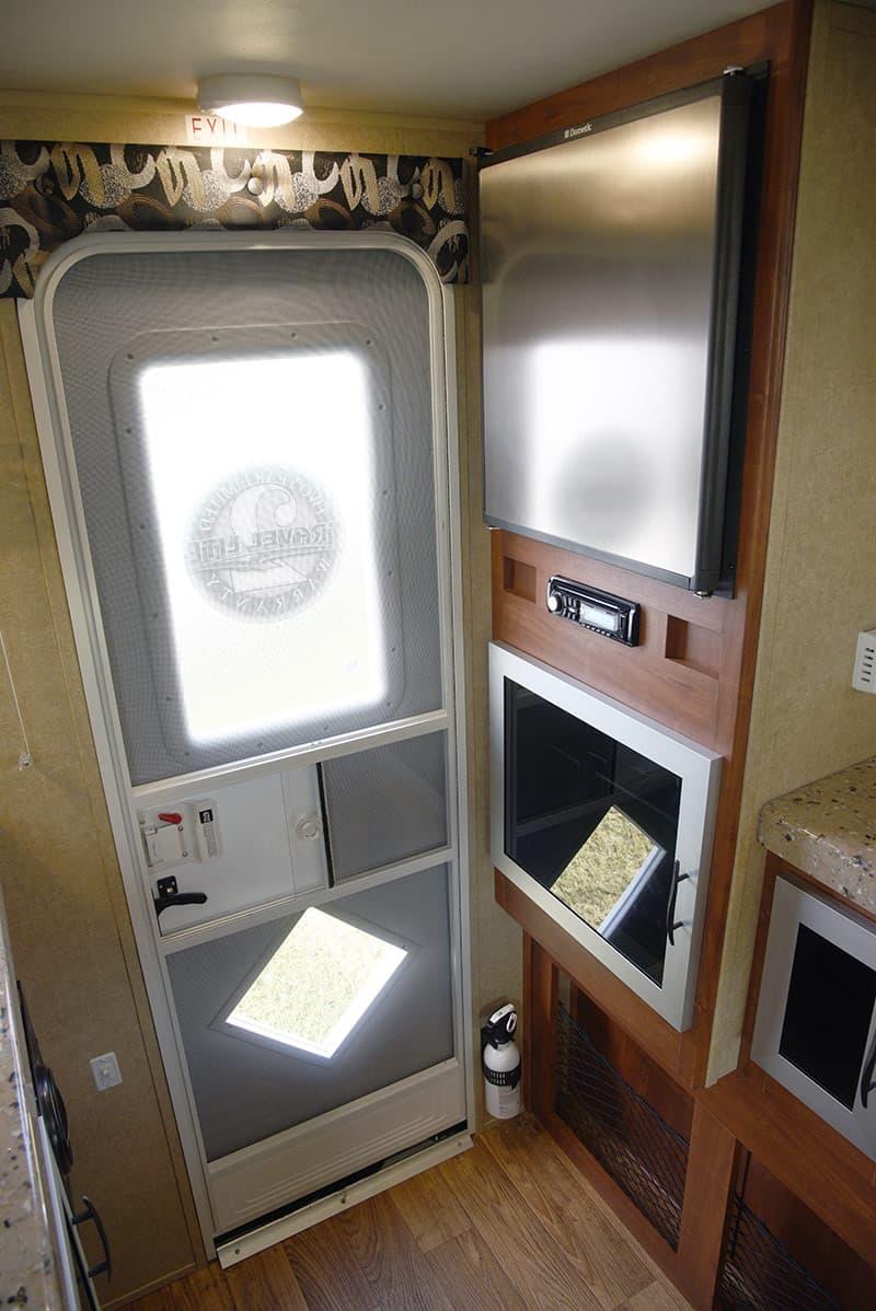 2017 Travel Lite Air Review  Truck Camper Magazine