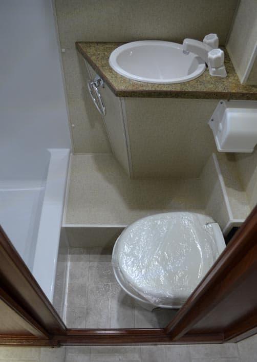 Northern Lite 102 RR Dry Bath Review