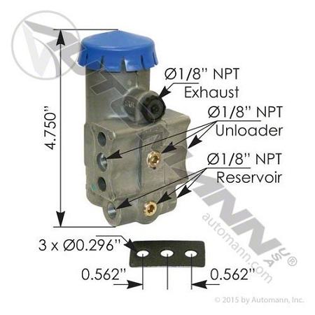 trailer air bag suspension diagram nissan pulsar wiring radio governor valve 170.800361 - www.truckcomponentsonlinecom