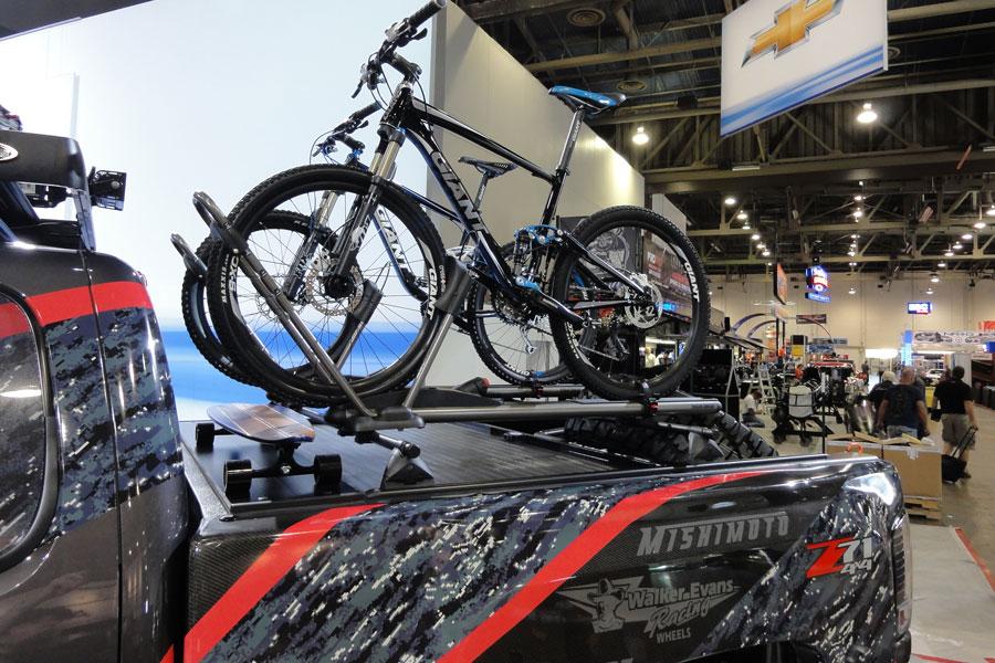 diamondback truck cover bike rack cheap