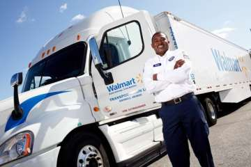 walmart trucking jobs