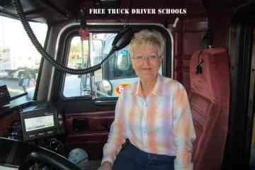 Free Truck Driving Schools