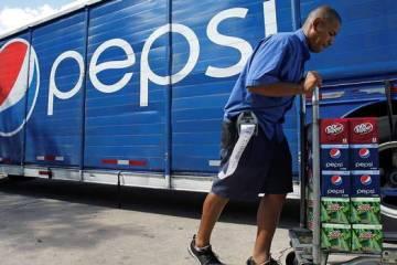 Pepsi Truck Driver