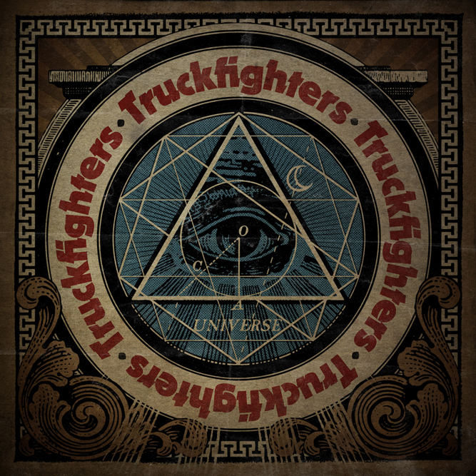 Truckfighters - Universe artwork