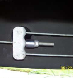 parking brake adjustment 100 5027 jpg [ 1199 x 899 Pixel ]